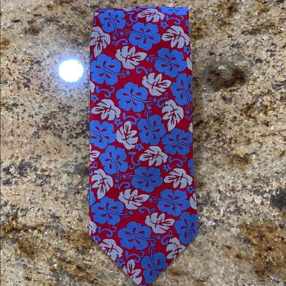 Brooks Brothers Other - Brooks Brothers Floral Necktie